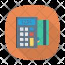 Calculator Budget Math Icon