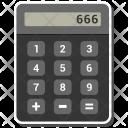 Calculator Calculate Calculation Icon