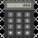 Calculate Calculation Calculator Icon