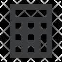 Calculator Compute Math Icon