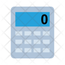 Calculator Ui Chart Icon