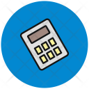 Calculator Keyboard Program Icon