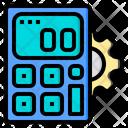 Calculator Setting Icon