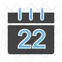 Calendar Schedule Management Icon
