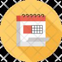Calendar Time Schedule Icon