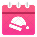 Calendar Christmas Day Christmas Week Icon