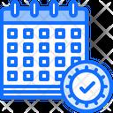 Calendar Election Day Icon