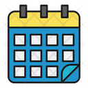 Calendar Appointment Schedule Icon
