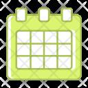Calendar Day Event Icon