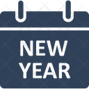 Calendar New Year Calendar Wall Calendar Icon
