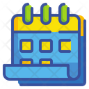Calendar Time Organization Icon