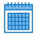 Meeting Schedule Date Icon