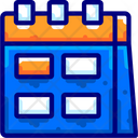 Calendar Money Payday Icon