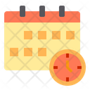 Calendar Meeting Appointment Icon