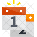 Date Schedule Day Icon