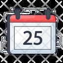Calendar Reminder Event Planner Icon