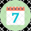 Calendar Meeting Date Icon