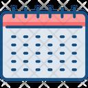 Calendar Schedule Today Icon