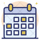 Calendar Daybook Planner Icon