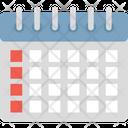 Calendar Reminder Schedule Icon