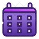 Calendar Time Month Icon
