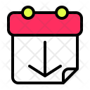 Download Date Month Icon