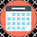 Calendar Wall Calendar Date Icon