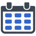 Annual Delivery Date Schedule Icon