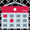 Calendar Time Organization Icon