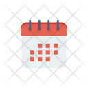 Calendar Date Month Icon