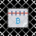 Calendar Bitcoin Date Icon