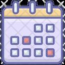 Calendar Reminder Daybook Icon