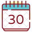 Calendar Reminder Daybook Icon