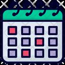 Calendar Schedule Day Icon