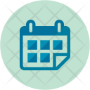 Calendar Events Planner Icon