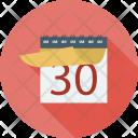 Calendar Time Frame Time Icon