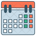 Date Calendar Event Icon