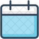 Education Calendar Date Icon