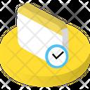 Time Calendar Isometric Icon