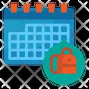 Calendar School Date Icon