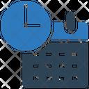 Business Financial Calendar Icon