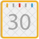 Calendar Time Date Icon