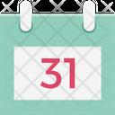 Calendar Checkmark Wall Calendar Icon