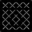 Religion Date Calendar Icon