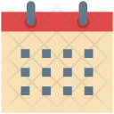 Calendar Schedule Agenda Icon