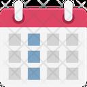 Calendar Day Date Icon