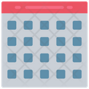 Calendar Time Keeping Calendar Icon