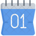 Calendar Date Holidays Icon
