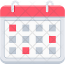 Calender Schedule Date Icon