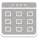 Calendar Day Book Date Icon